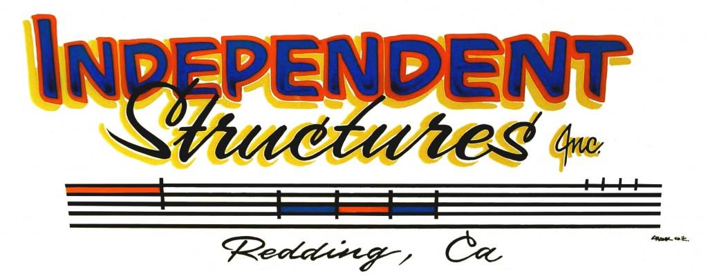 Independent Structures Logo Harvest